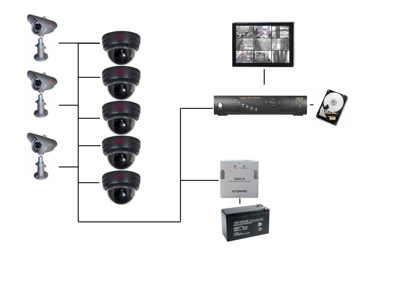 microdigital videosystem